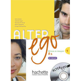 Alter Ego 1+ French language book