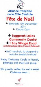Christmas 2014 flyer